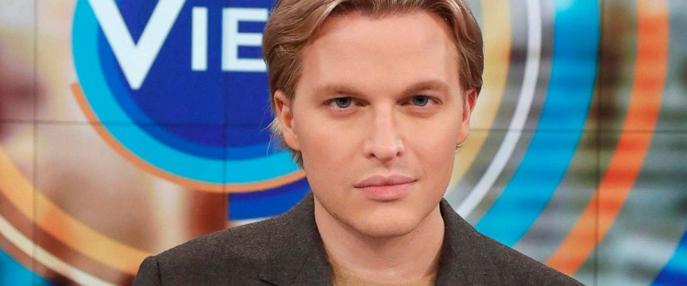 PHOTO: Ronan Farrow on The View, Oct. 14, 2019, in New York.