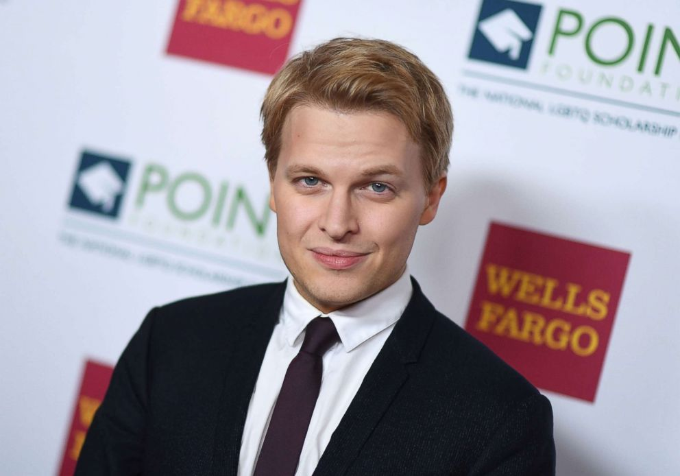 PHOTO: Ronan Farrow attends the Point Honors New York Gala celebrating the accomplishments of LGBTQ Students at The Plaza Hotel on April 9, 2018 in New York City.