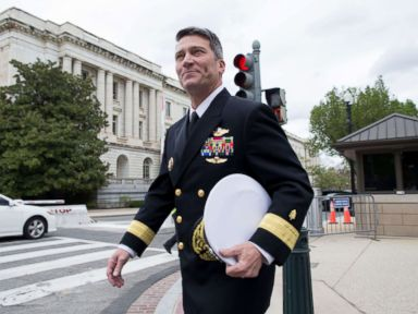 'Start Here': VA director nominee on the ropes amid misconduct allegations