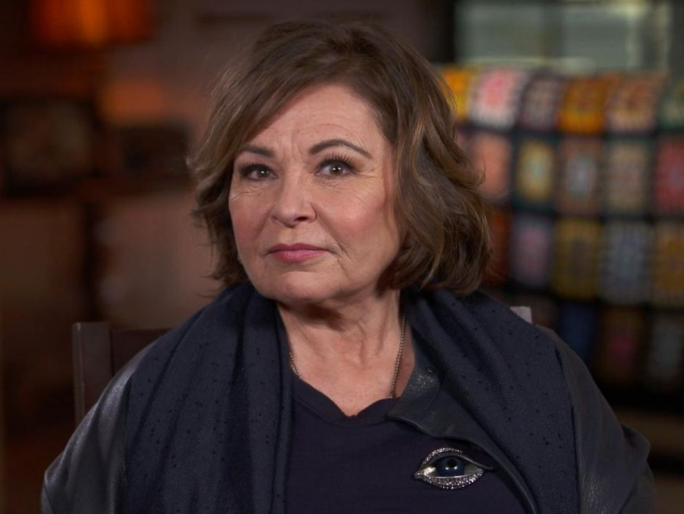 PHOTO: Roseanne Barr played herself on Roseanne.