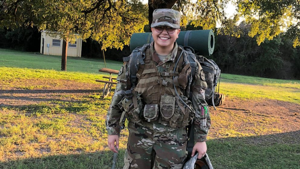 Transgender ROTC cadet says he lost military scholarship after new DOD policy took effect