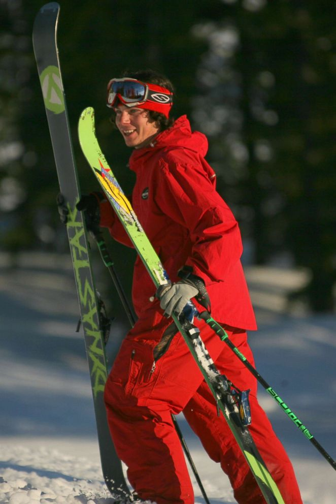 PHOTO: Roy Tuscany was a competitive free skier and coach in California 12 years ago. Then in 2006, he was involved in a horrible accident while skiing. The accident left him partially paralyzed.