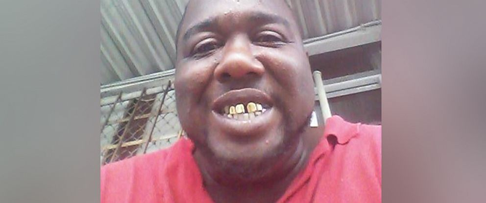 PHOTO: Alton Sterling is seen in an undated Facebook file photo