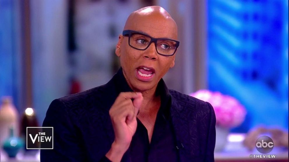 PHOTO: RuPaul joined The View to discuss the presidents Pride Month tweet, a proposed Straight Pride Parade in Boston and more.