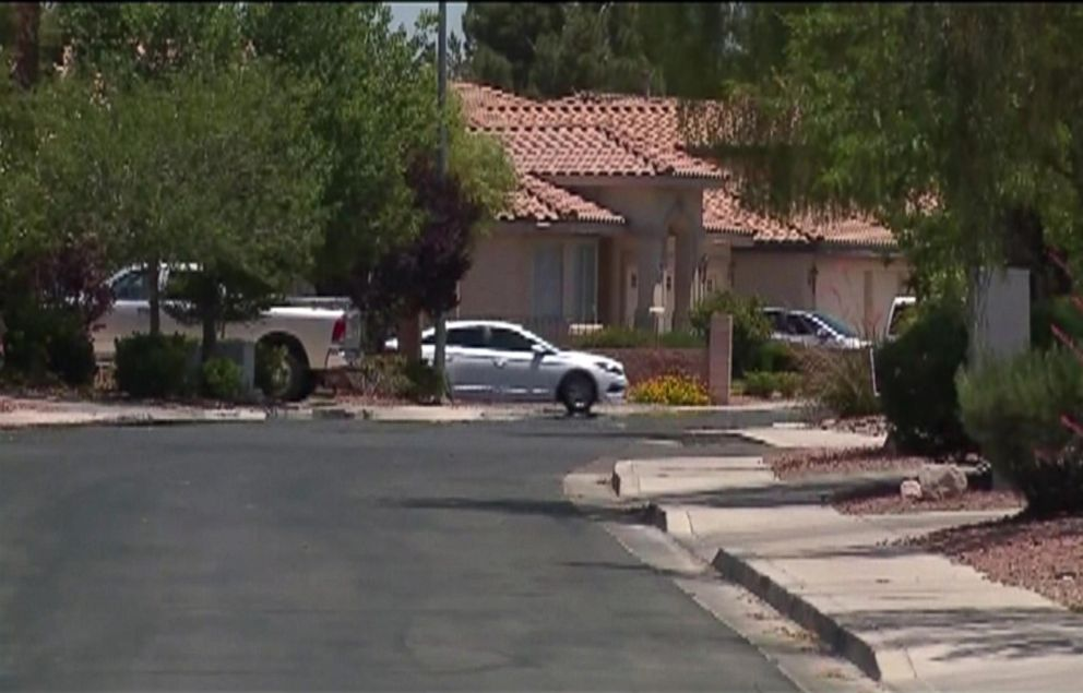 PHOTO: One witness told detective that a teen in Henderson, Nev., was shot during a modified game of Russian Roulette.