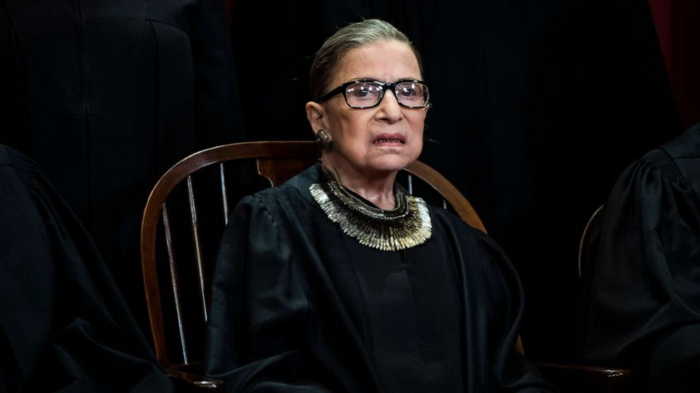 Justice Ruth Bader Ginsburg says her liver cancer has returned thumbnail