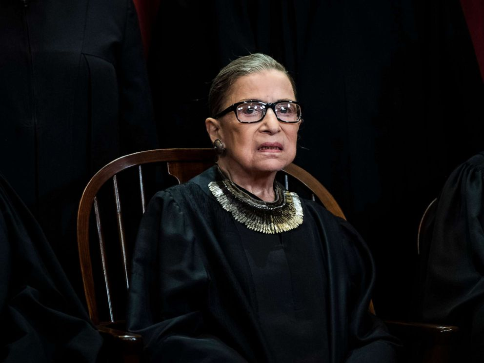 The Waiting Game: Justice Ginsburg returns home from hospital