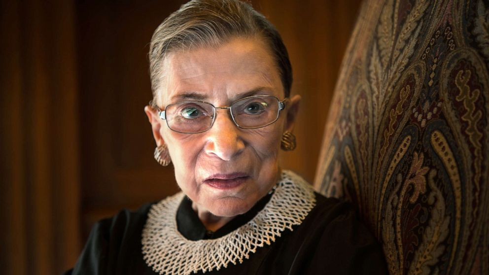 Brooklyn municipal building to be renamed for hometown legend Ruth Bader Ginsburg