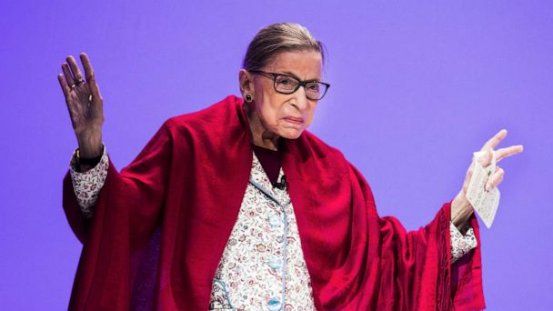 Ruth Bader Ginsburg wins $1M Berggruen prize for philosophy and culture