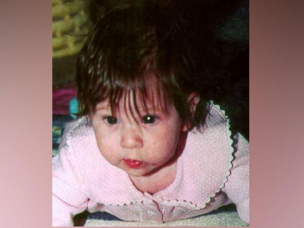 PHOTO: Sabrina Aisenberg was reported missing from her crib in Valrico, Fla., Nov 24, 1997.