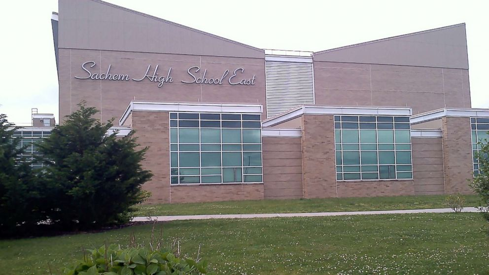 Sachem High School East On Long Island