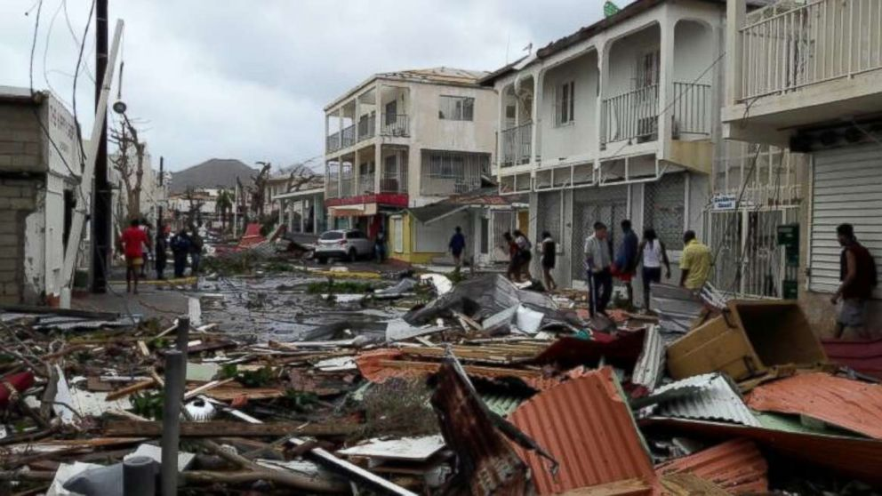 Hurricane Irma Causes At Least 10 Deaths In Caribbean As