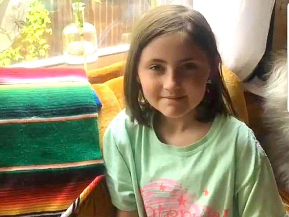 PHOTO: Salem Sabatka, 8, was kidnapped by a stranger near her home in Fort Worth, Texas, May 18, 2019.