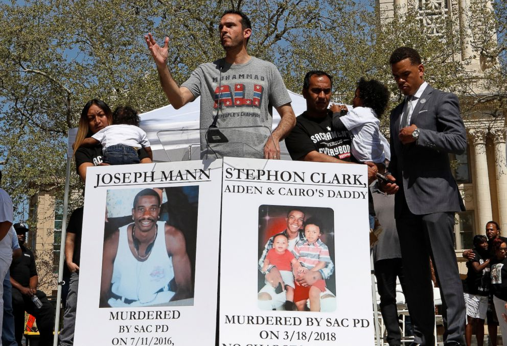Demand for police reforms in wake of Stephon Clark killing