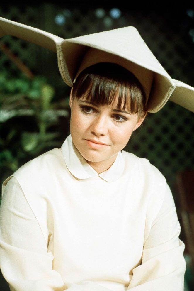PHOTO: Sally Field as Sister Bertrille in The Flying Nun, Oct. 29, 1969.