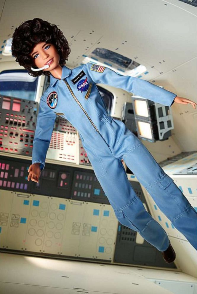 PHOTO: Barbie created a Sally Ride doll as part of the Inspiring Women Series.