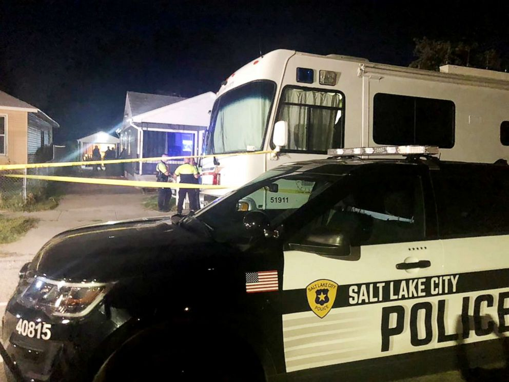 PHOTO: Salt Lake City Police Department posted this photo on Twitter.