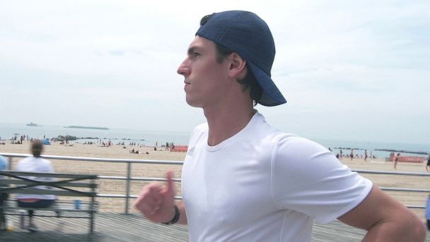College graduate to run across the US to raise awareness on ocean plastics pollution