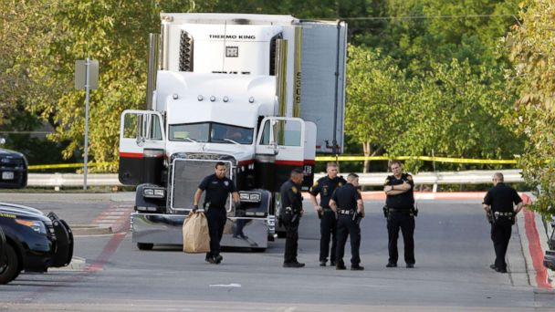 'Horrific' human-smuggling case in Texas not an isolated event, officials say