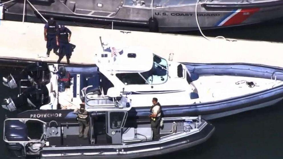 飲boaterりmanslaughterの実行後、11歳の息子:警察