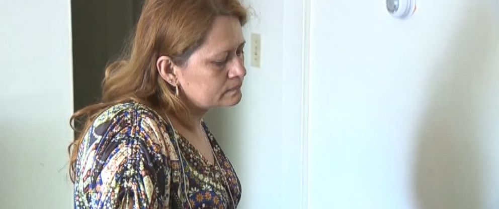 PHOTO: Connecticut woman facing deportation to Guatemala takes refuge in local church Nury Chavarria, a mother of four, was set to be deported to Guatemala Thursday.