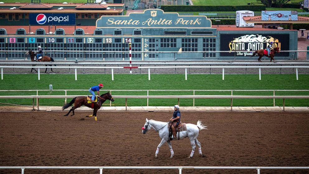 2 άλογα ευθανασία σε 2 μέρες στο Santa Anita Park