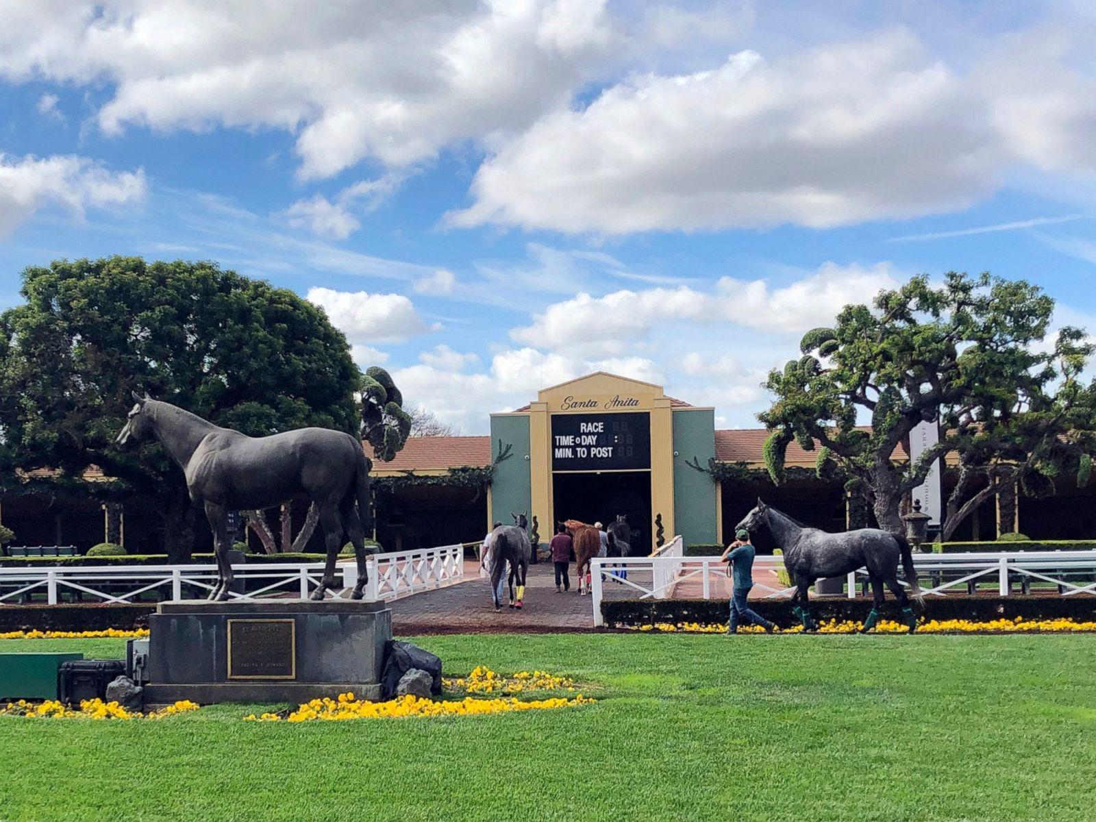 Santa Anita racetrack reopening after 22 horses died - ABC News