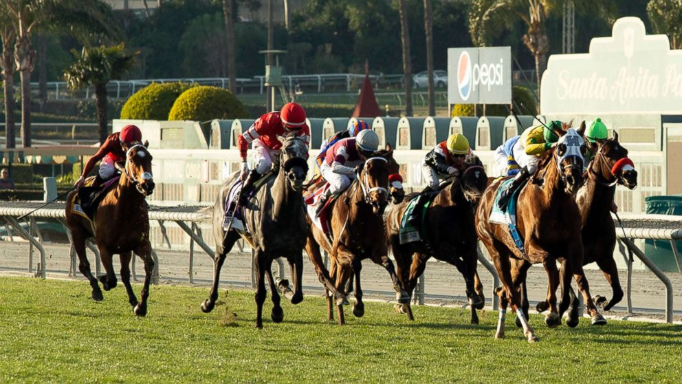 Santa Anita Cancels Horse Racing Indefinitely After 21st
