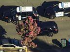 1 teenager shot 'just outside' California high school