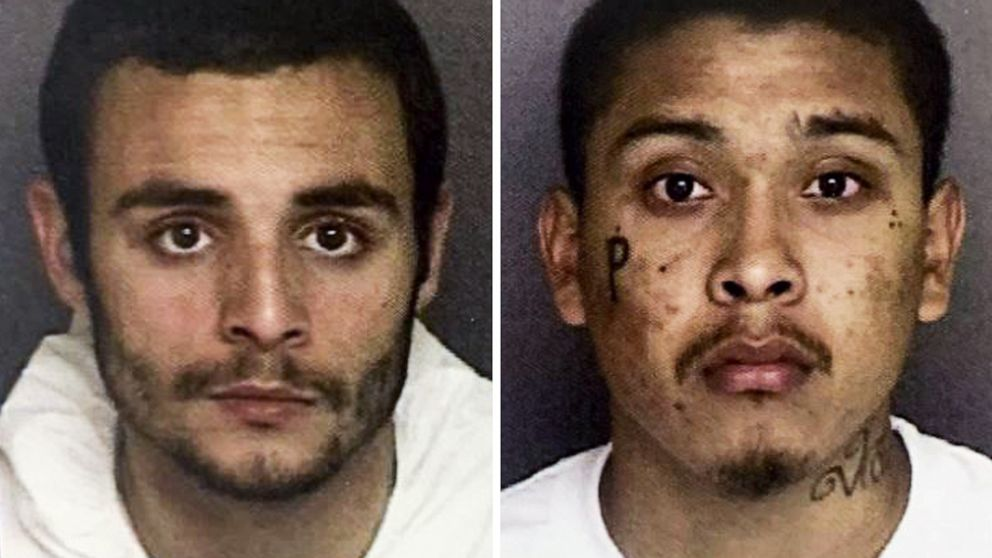 Homicide suspects 'exploited' blind spot to escape jail, authorities say thumbnail