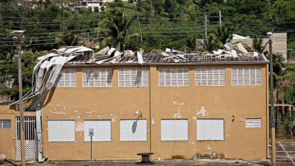 1 year after hurricanes, senators call for hearing on health, education in Puerto Rico, US Virgin Islands