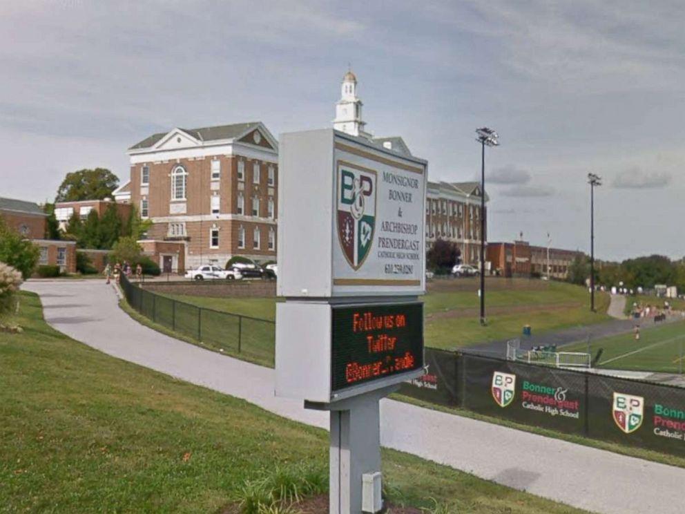 PHOTO: Monsignor Bonner & Archbishop Prendergast Catholic High School in Drexel Hill, Penn.