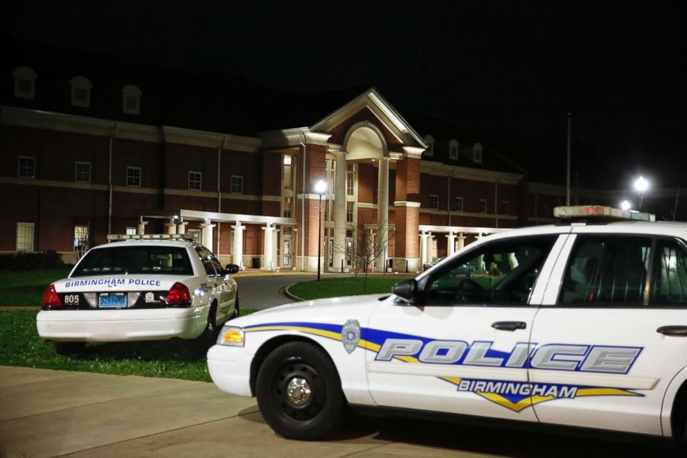 Few Students Return Following Huffman Shooting Death