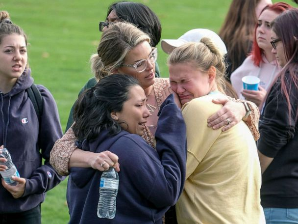 Police seek motive in California school shooting that killed 2