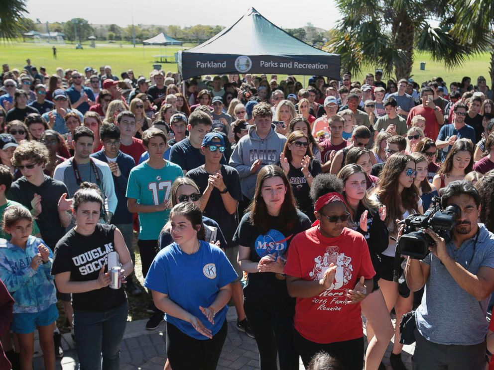 Parkland Shooting Copycat Threats Result In School Lockdowns, Arrests