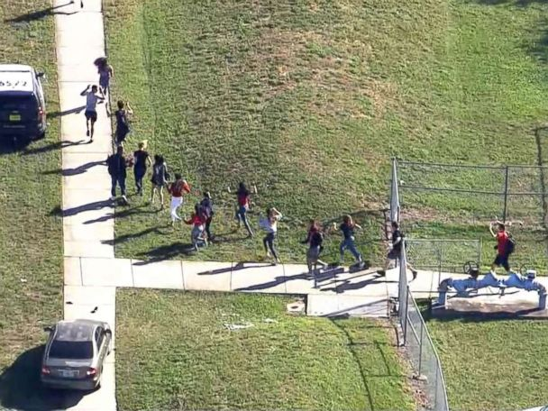 Sheriff investigating other deputies' whereabouts during Fla. school shooting