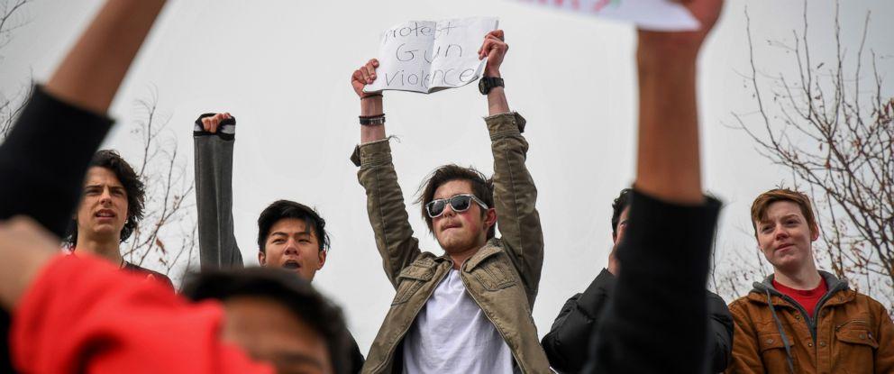 Protest - Magazine cover