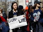 Students across US walk out for gun reform on Columbine anniversary