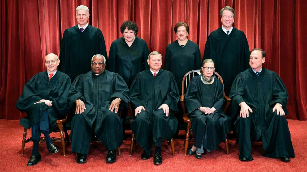 Meet all of the sitting Supreme Court justices ahead of the new term - ABC  News