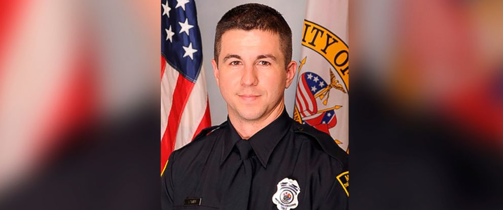 PHOTO: Police Officer Sean Tuder is seen here in this undated file photo.