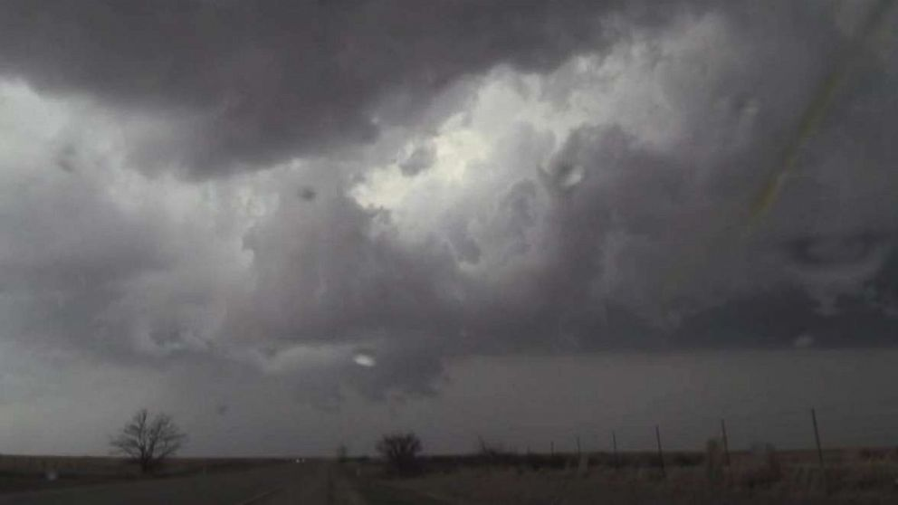 Several rounds of severe weather expected across Texas