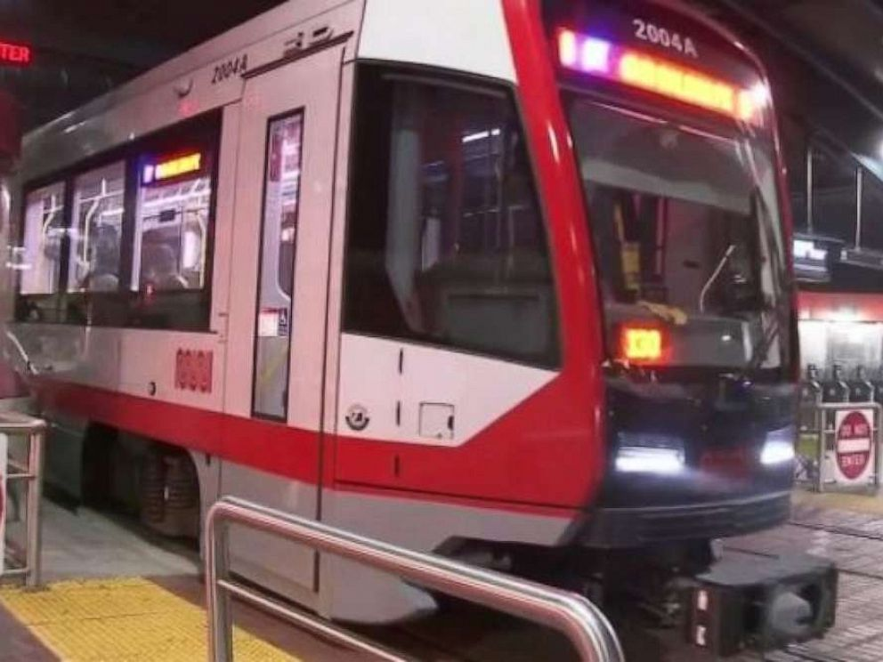 Video Shows Woman Caught In Door, Dragged Onto Train Tracks In San Francisco