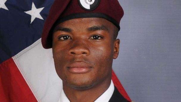 Additional remains of Sgt. La David Johnson found in Niger