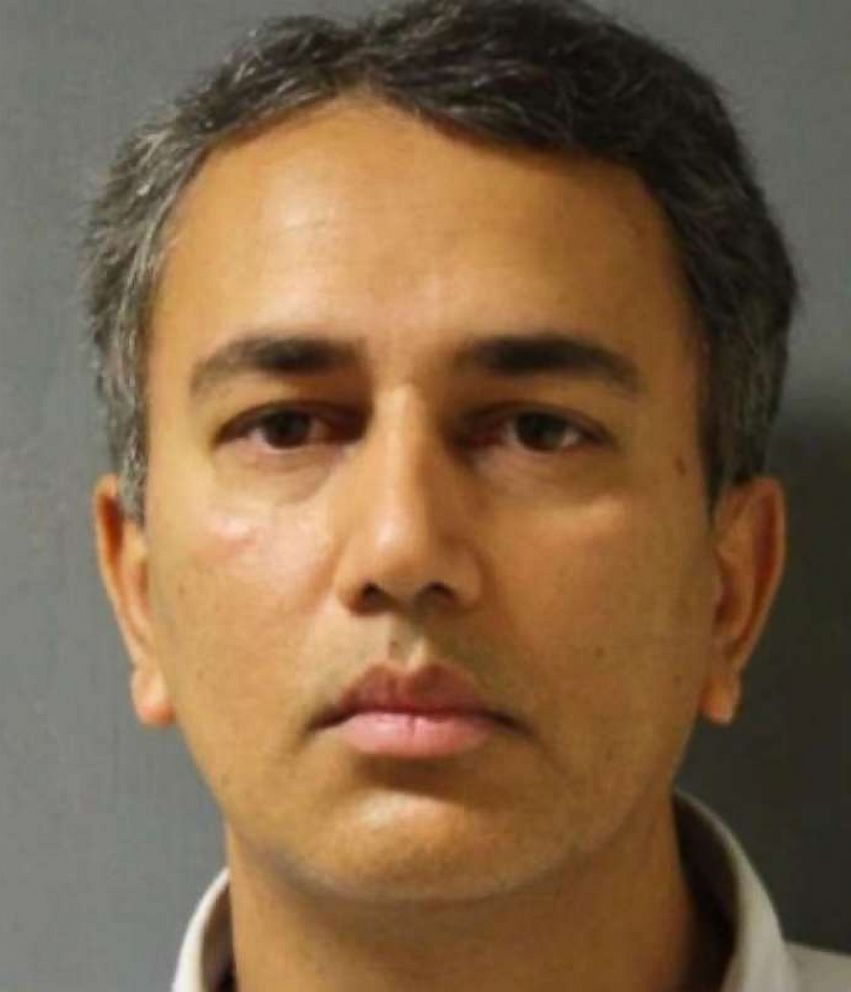 PHOTO: Shafeeq Sheikh is pictured in this undated mugshot from the Houston Police.