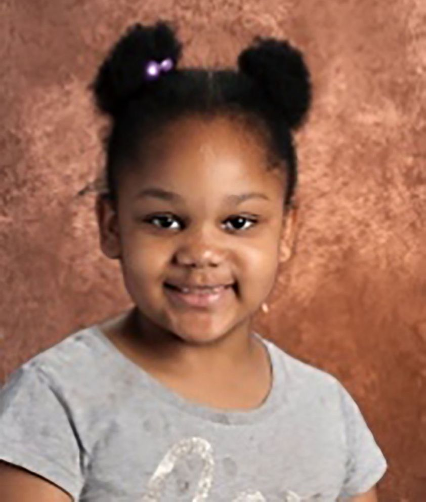 An undated photo of Shanise Myers, 5, who was found dead in an apartment in Troy, N.Y., Dec. 26, 2017.