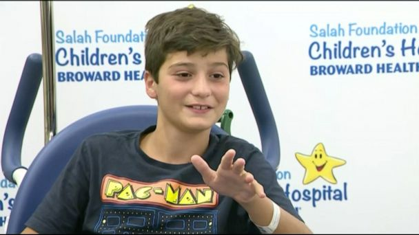 'I ran out screaming': 11-year-old bitten by shark in knee-deep water, escaping with minor injuries