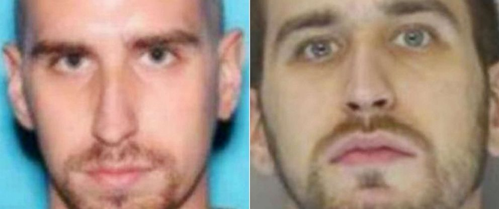 PHOTO: Shawn Richard Christy is pictured in undated photos released by the FBI.