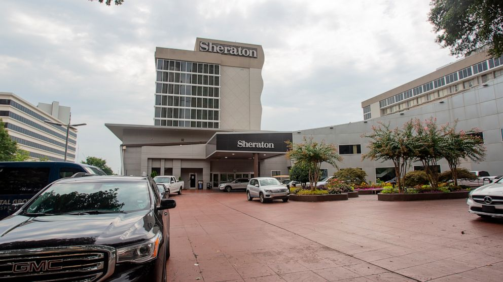 Hotel visitor contracts Legionnaires' and dies