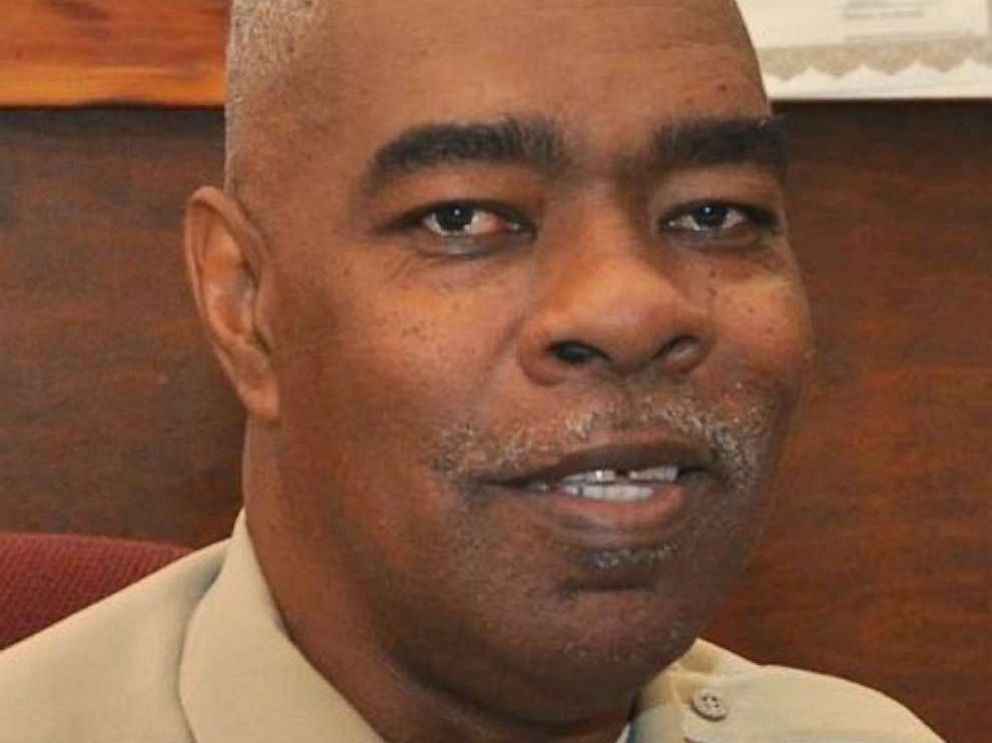 PHOTO: Lowndes County Sheriff Big John Williams.