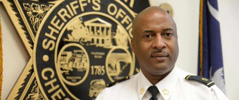 PHOTO: Chester County Sheriff Alex Underwood is seen here in an undated file photo.